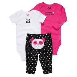 2 боди и штаны Carters, Newborn