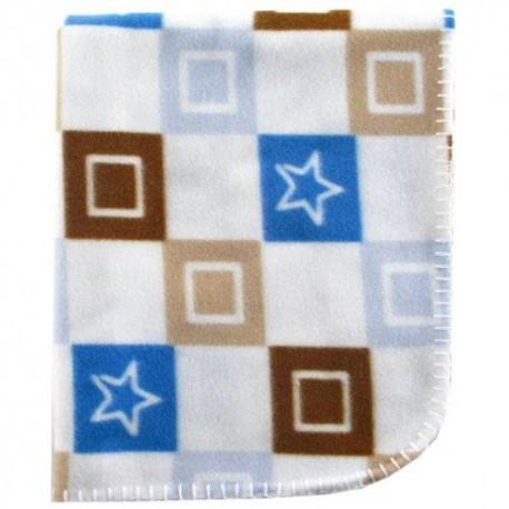 Одеяло флисовое Luvable Friends