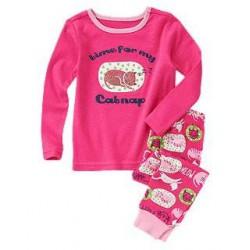 Детская пижама Crazy8, хлопок, 4 года