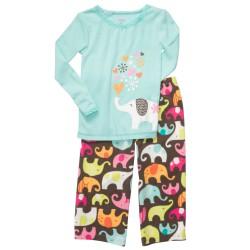 Детская пижама Carter's, флис, 4 года