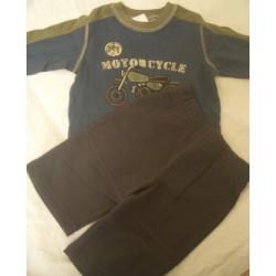 Комплект MiniWear Кофта+ штаны, 3-6 месяцев
