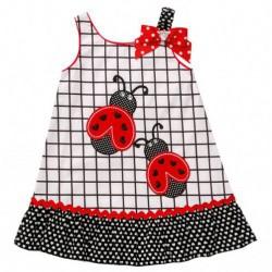 Нарядное платье для девочки Youngland, 5 лет