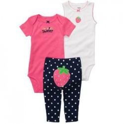 2 боди и штаны Carters, Newborn (с первых дней)