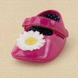 Туфельки- пинетки Childrens Place, размер 6-12 месяцев.