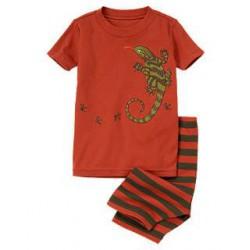 Детская пижама Gymboree, хлопок, 2 года