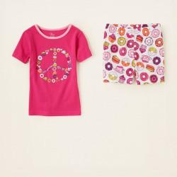 Детская пижама ChildrensPlace, хлопок, 2 года.