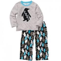 Детская пижама Carter's, флис, 3 года