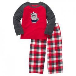 Детская пижама Carter's, флис, 5 лет