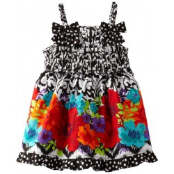 Платье хлопок Youngland,12 мес.