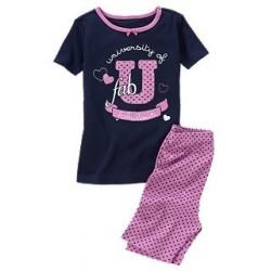Детская пижама Gymboree, хлопок, 4 года