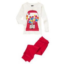 Детская пижама Crazy8, хлопок, 2 года