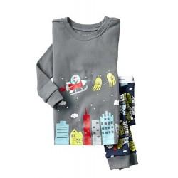 Детская пижама Gap, хлопок, 12-18 мес