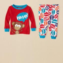 Детская пижама ChildrensPlace, хлопок, 2 года