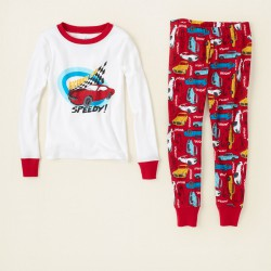 Детская пижама ChildrensPlace, хлопок, 7 лет