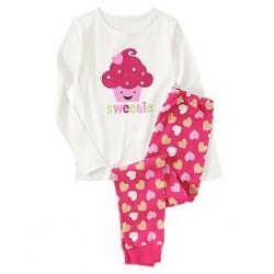 Детская пижама Crazy8, хлопок, 5 лет