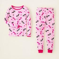 Детская пижама ChildrensPlace, хлопок, 5 лет.