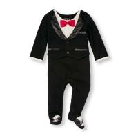 Детская пижама - слип ChildrensPlace, хлопок, 9-12 месяцев